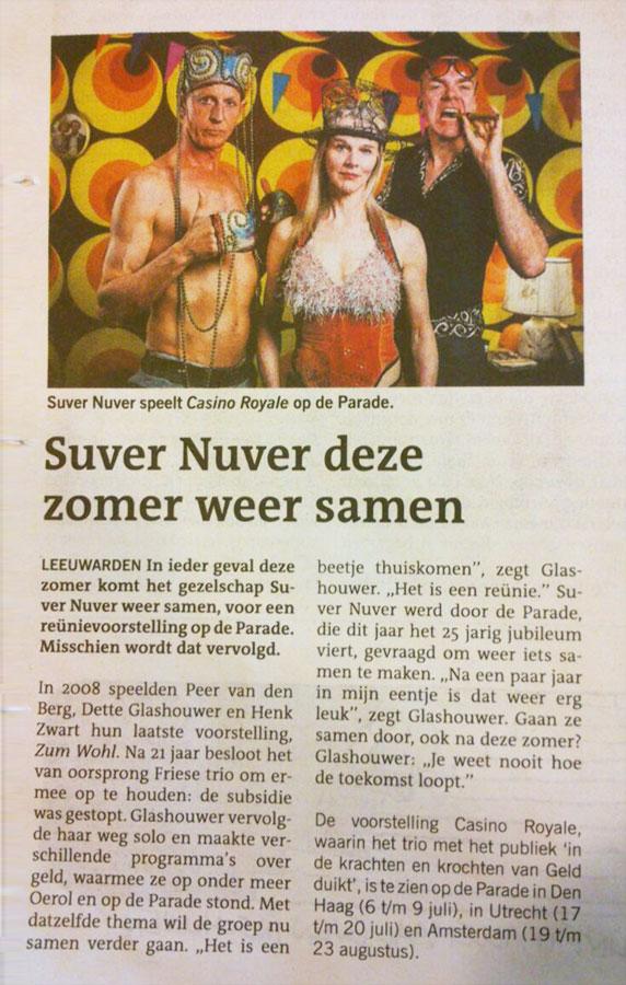 Leeuwarder Courant, 2015/05/20