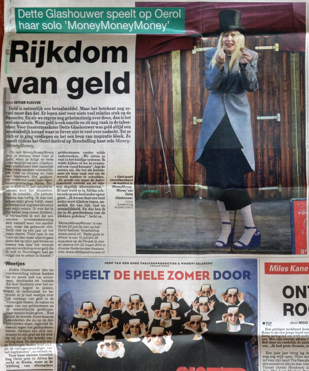 De Telegraaf, 2013/06/13